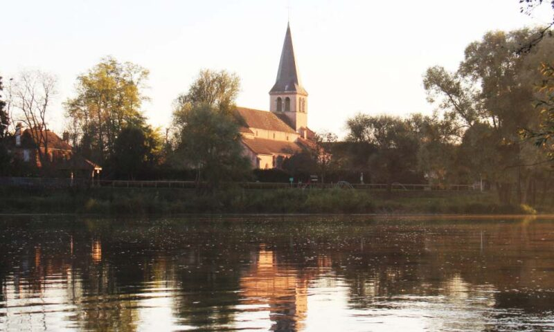 L'église St Léger (XIII siècle)