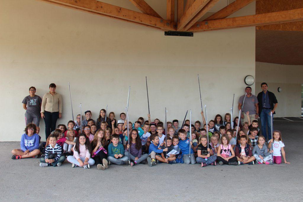 Journée initiation pêche en juin 2016