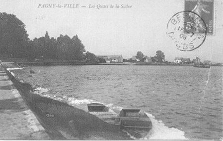 Les barques et la fécule de pomme de terre