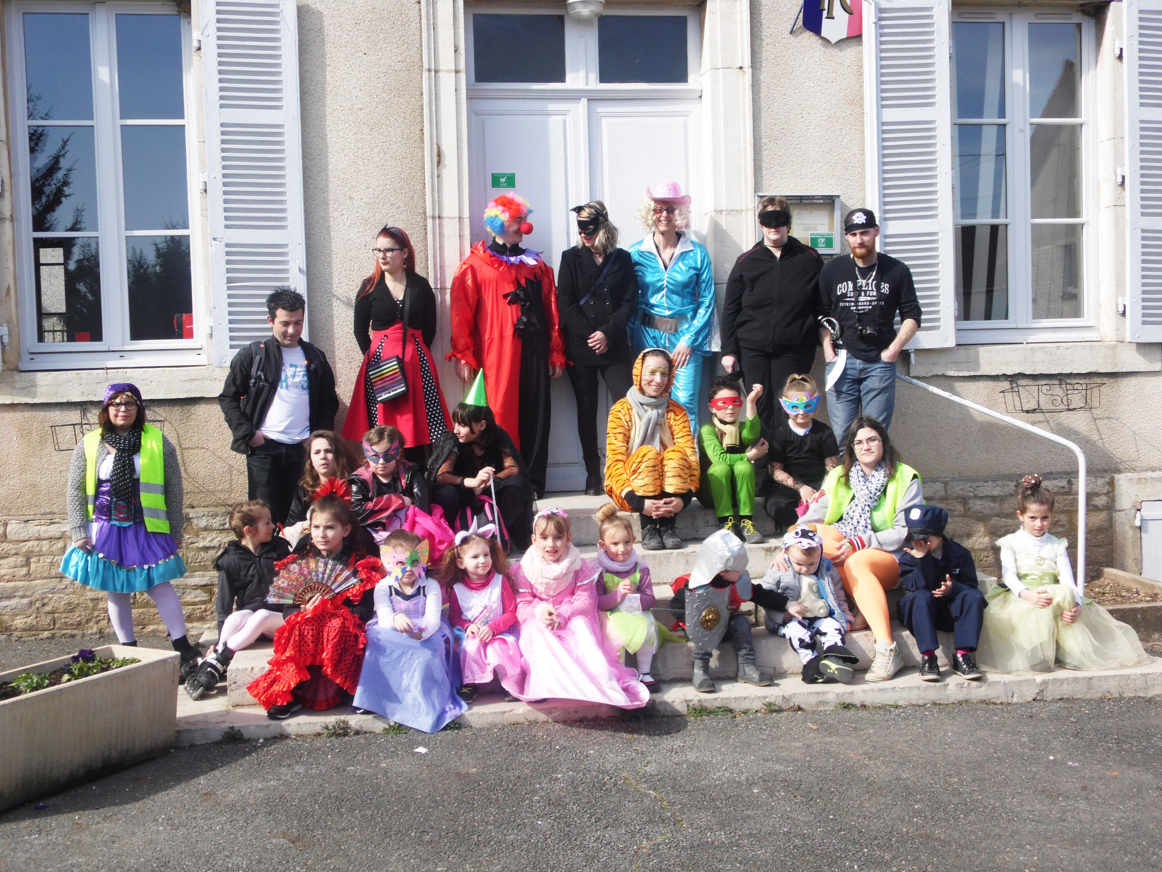 11 mars 2017 – Carnaval de Pagny la ville