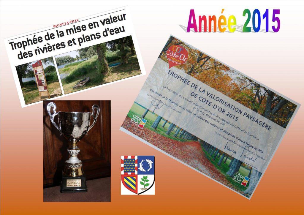 """Trophée """"Valorisation paysagère"""""""