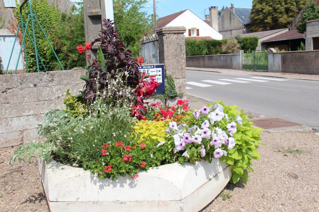 Grande rue et rue de la Saône