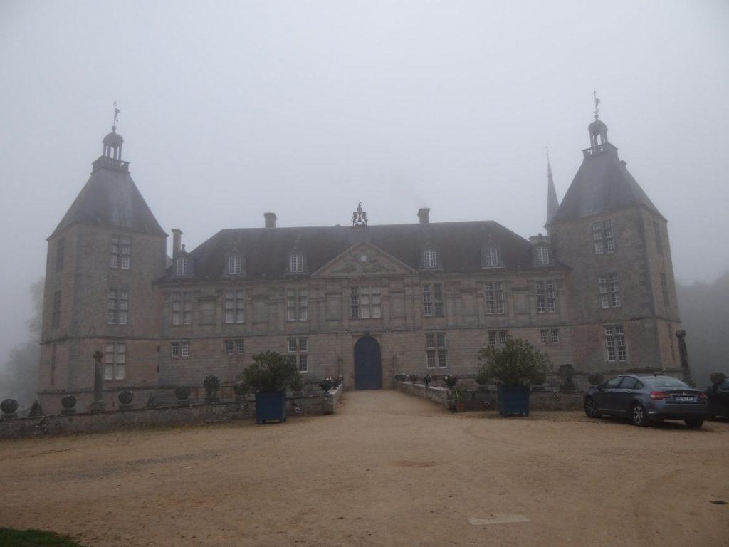 28 octobre 2017- Sortie au Château de Sully