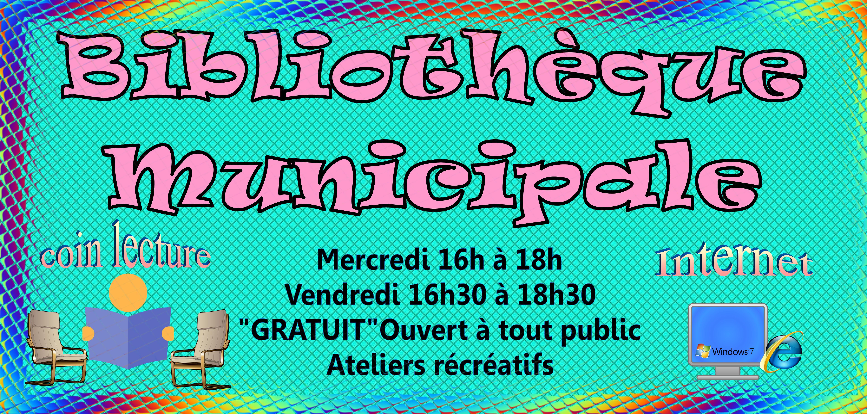24/09/2018 – Expo Bibliothèque