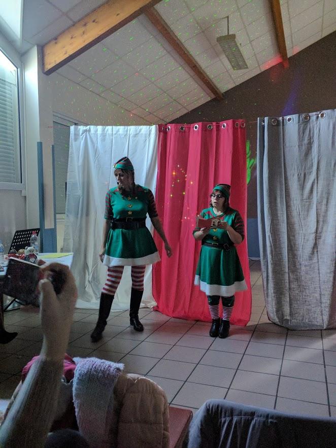 22 décembre – Arbre de Noël
