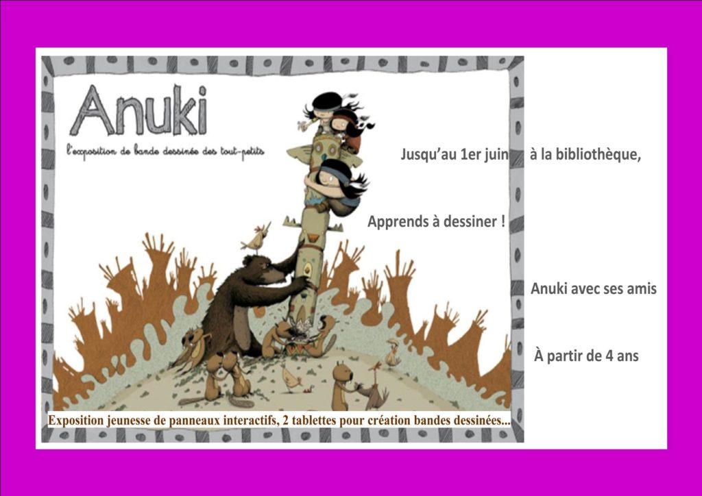 ANUKI le petit indien