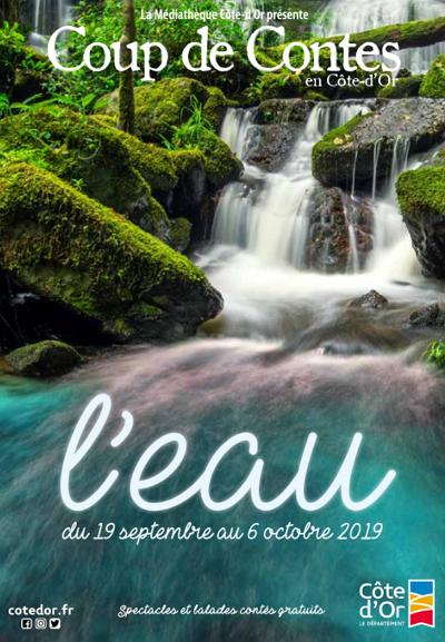 4 octobre 2019 – Coup de Contes – Salle des fêtes
