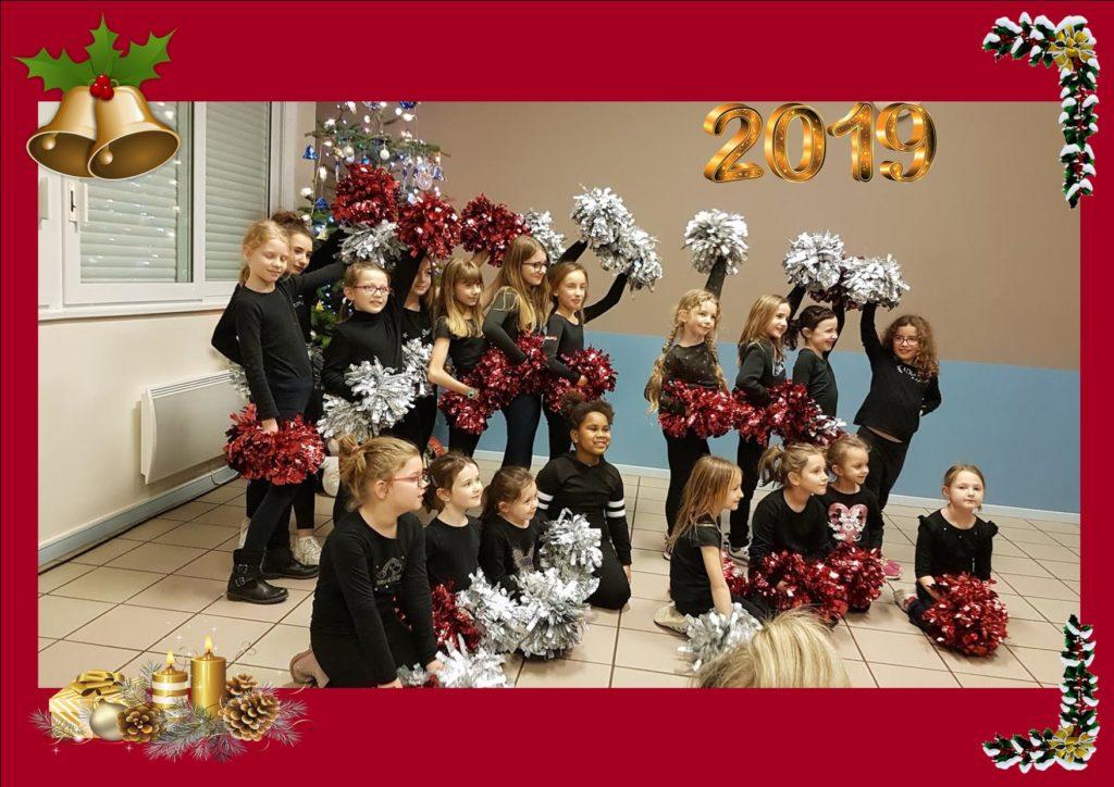 17 décembre 2019             Spectacle des «Stars Dance»
