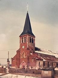 Eglise de Pagny la ville